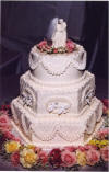 Wedding Cakes Orlando Florida