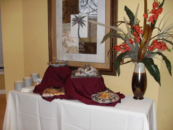 Appetizer Catering Packages Orlando Florida