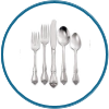 rent flatware orlando florida