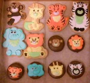 corporate logo cookies orlando