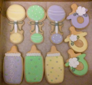 baby shower cookies orlando florida
