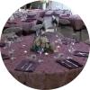 round table linen rentals orlando